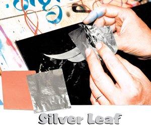 Photo1: Silver Leaf Set