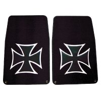 Iron Cross Floor Mat Front Type