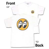 MOON Classic Eyeball Logo T Shirts