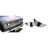Head Light Visors  (Pair)