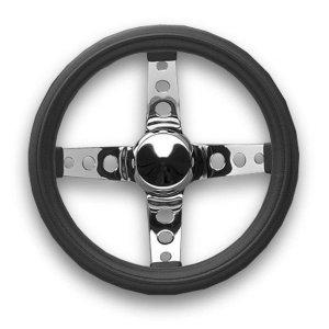 Photo1: Grant Classic Cruisin' 4 Spoke Steering Wheel 27cm