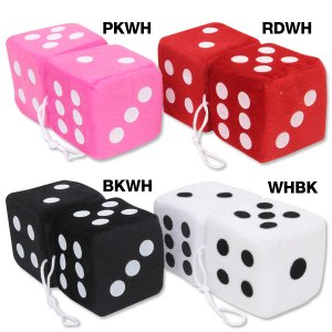 Photo3: Fuzzy Dice
