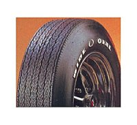 Firestone Wide OvalRaised White Letter Tire D70-14