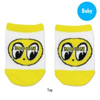 EYEBALL Baby Ankle Socks