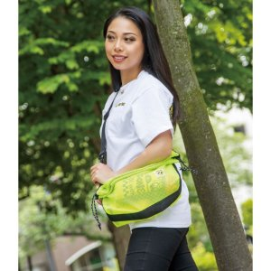Photo1: MOON Mesh Bag
