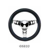 Grant Classic Black Foam Steering Wheel 25cm