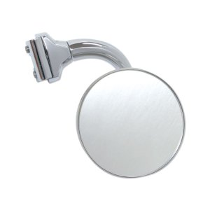 Photo3: Peep Mirror Angle Arm Mirror surface Diameter 75mm