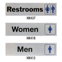 Metal Sign Plate Sticker