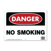 DANGER NO SMOKING
