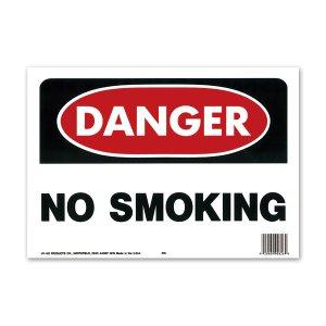 Photo1: DANGER NO SMOKING