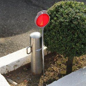 Photo2: Driveway Safety Marker