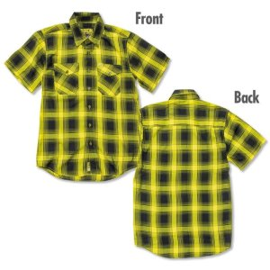 Photo2: MOON x DIXXON Bamboo Short Sleeve Shirt