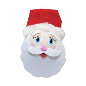 Photo1: Santa Claus Antenna Topper