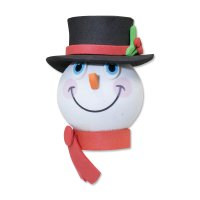 Frosty The Snowman Antenna Topper