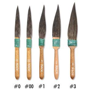 Photo2: MACK Brushes Series 20 【Brush #1】