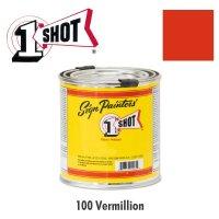 Vermillion 100 - 1 Shot Paint Lettering Enamels 237ml