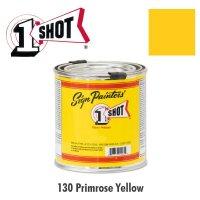 Primerose Yellow 130 - 1 Shot Paint Lettering Enamels 237ml