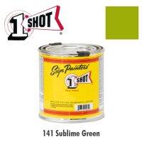 Sublime Green 141 - 1 Shot Paint Lettering Enamels 237ml