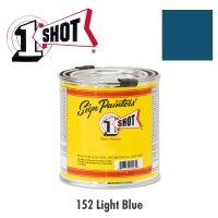 Light Blue 152 - 1 Shot Paint Lettering Enamels 237ml
