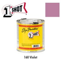 Violet 160 - 1 Shot Paint Lettering Enamels 237ml