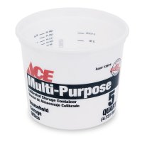 Crown Ace Bucket 5Qt