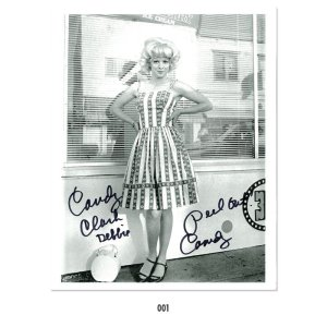 Photo2: American Graffiti Printings with Autograph (A)