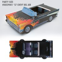 【PARTY SIZE】 Classic Cruisers '57 Chevy Hot Rod