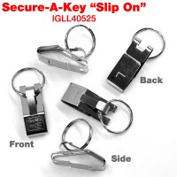 Lucky Line Secure - A - Key Slip On