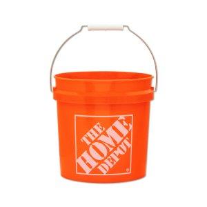 Photo1: HOME DEPOT Bucket 2 Gal.