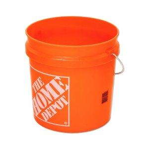 Photo3: HOME DEPOT Bucket 2 Gal.