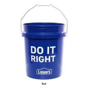 Photo3: LOWE'S Bucket