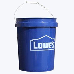 Photo2: LOWE'S Bucket