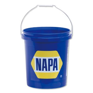 Photo1: NAPA Bucket Blue (5 Gallons)
