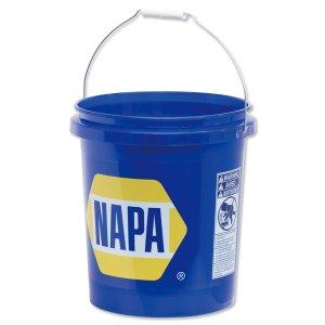 Photo2: NAPA Bucket Blue (5 Gallons)