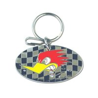 Clay Smith Mr.HORSEPOWER Key Ring