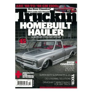 Photo1: Truckin Vol.45, No. 10 October 2019