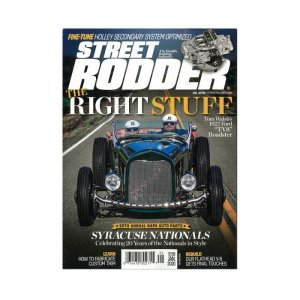 Photo1: Street Rodder Vol. 49 No.1 January 2020