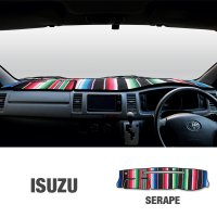 ISUZU Original Serape Dashboard Covers (Dashmat)