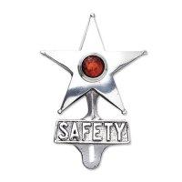 Classic Safety Star Emblem