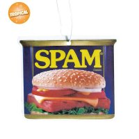 Spam Can Air Freshener