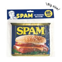 Big Spam Can Air Freshener