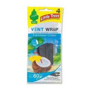 Photo1: Vent Wrap Caribbean Colada