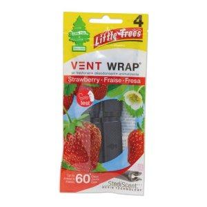 Photo1: Vent Wrap Strawberry