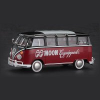 1/24 Model Car MOON Equipped VW Type2 Micro Bus