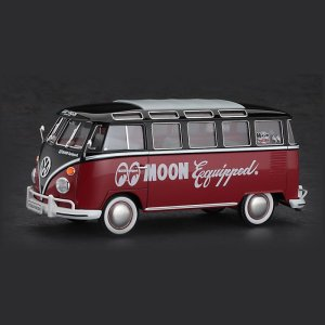 Photo1: 1/24 Model Car MOON Equipped VW Type2 Micro Bus