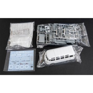 Photo4: 1/24 Model Car MOON Equipped VW Type2 Micro Bus