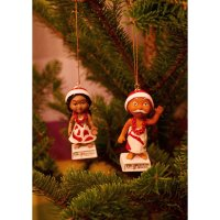 Menehune Mini Christmas Pair