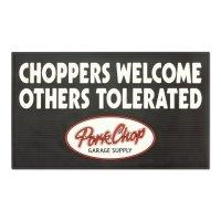 PORKCHOP Welcome Mat