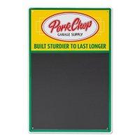 PORKCHOP Metal Frame Chalkboard