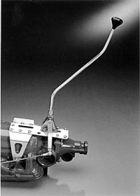 LOKAR TH400 Nostalgic Transmission shifter 6-12 inch